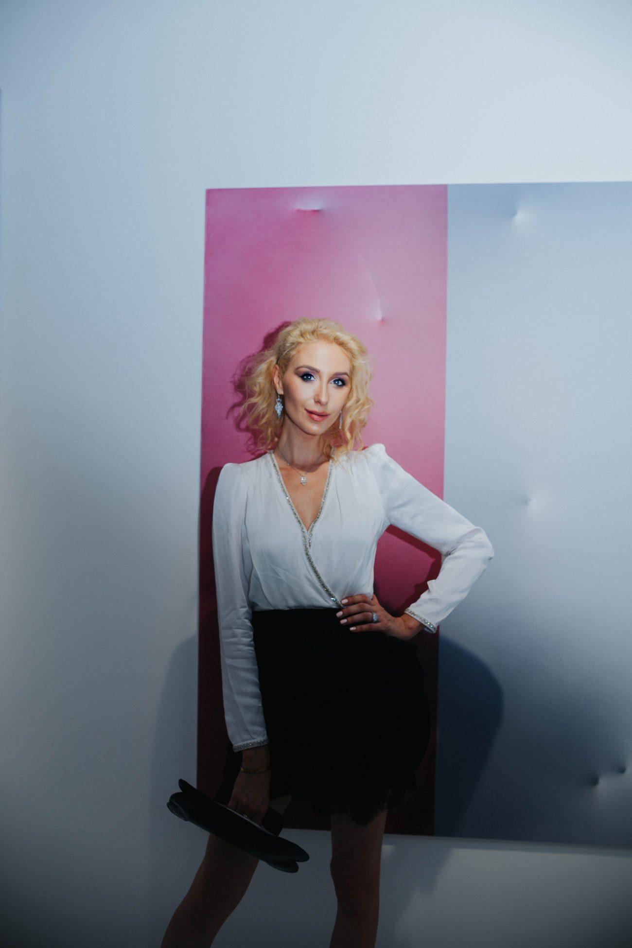 Елена Кессарийская, интервью