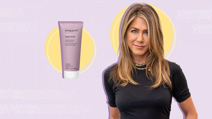 Маска для волос Living Proof Restore Repair Mask: выбор Дженнифер Энистон